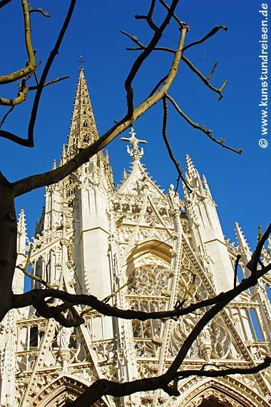 Kirche Saint Maclou, Rouen