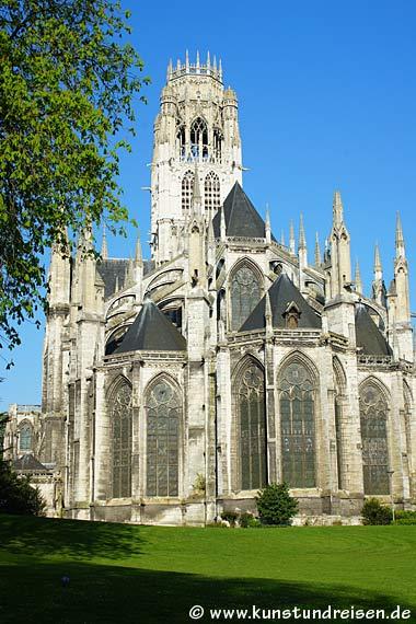 Kirche Saint Ouen, Rouen